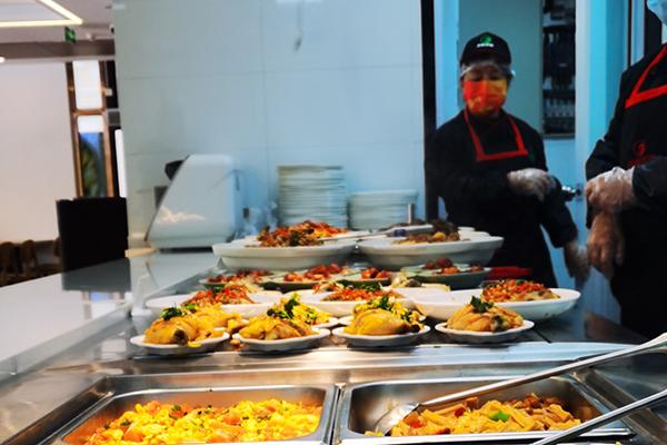 青菜烧豆腐的做法